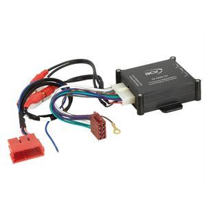 aktivt system adapter audi bose mini iso til 8 pin isom. Black Bedroom Furniture Sets. Home Design Ideas