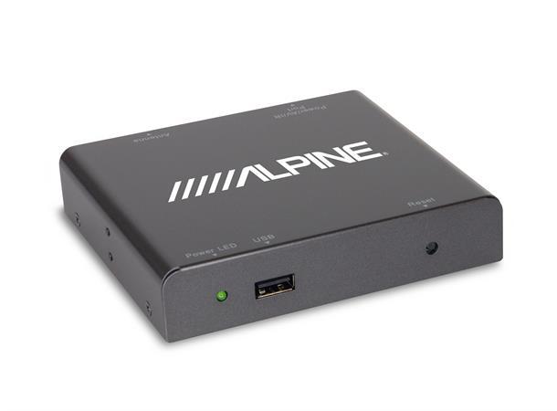 alpine tue dab1u adapter dab dab for multimedia enheter. Black Bedroom Furniture Sets. Home Design Ideas