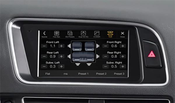 X702D-Q5 Premium lydkvalitet