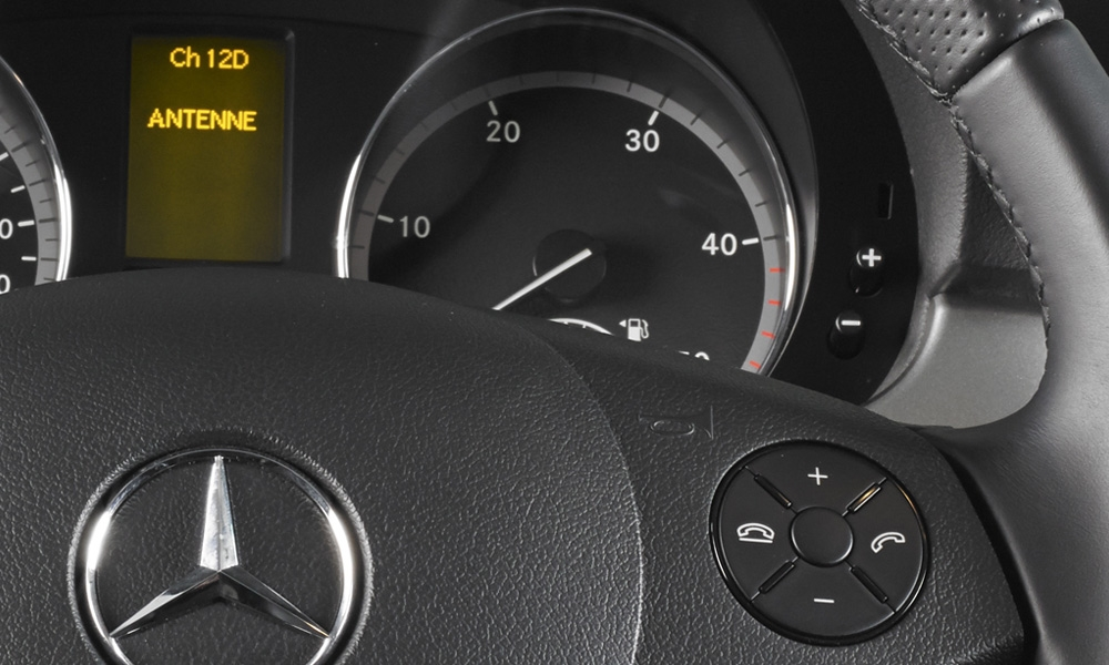 Alpine X800D-S906 har en perfekt systemintegrering