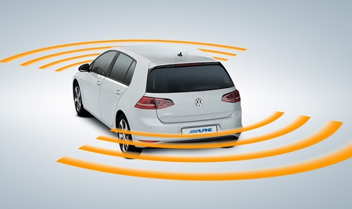 Parkerings sensorer