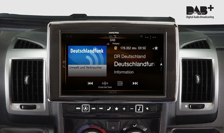 DAB/DAB+ digital radio