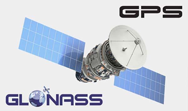 Kompatibel med GPS og Glonass