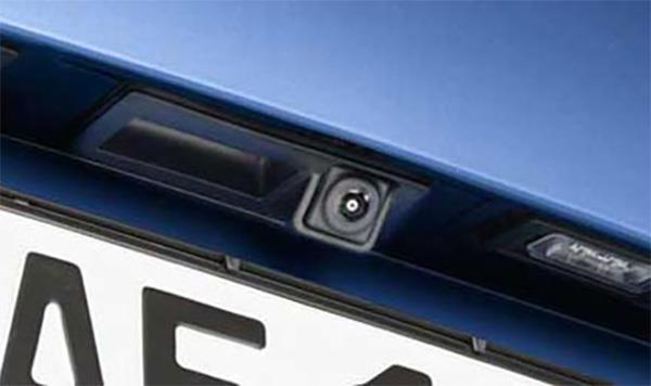 KIT-R1AU monteringsramme ryggekamera AUDI