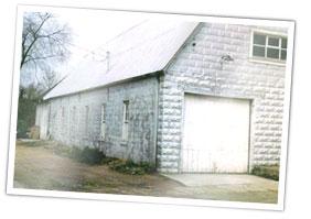 MTX garasje ano 1971