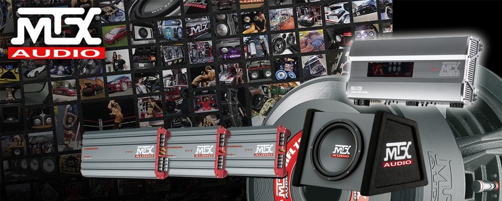 MTX Audio bilstereo føres av audiocom.no