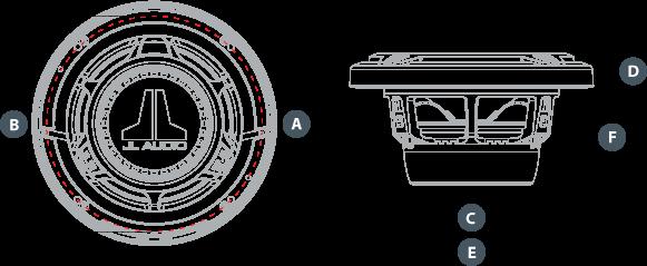 MX650 dimmensjoner