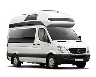 Mercedes Sprinter S906 bobil
