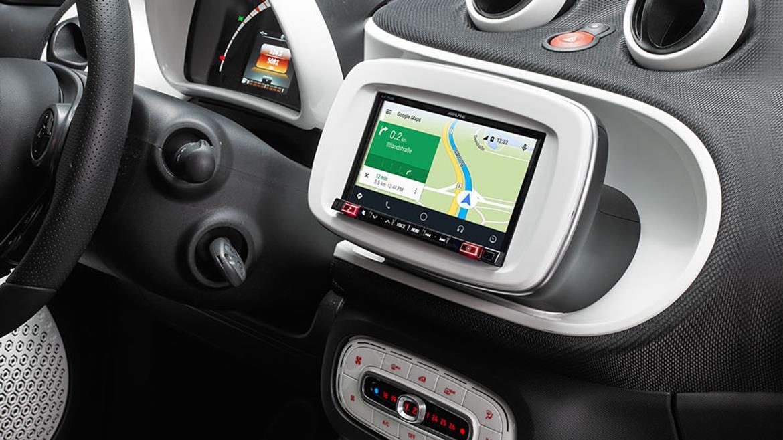 Smart Online Navigasjon med Google Maps iLX-702D