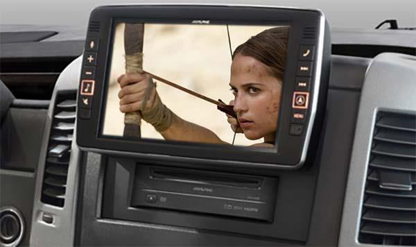 Valgfri DVD spiller (DVE-5300)