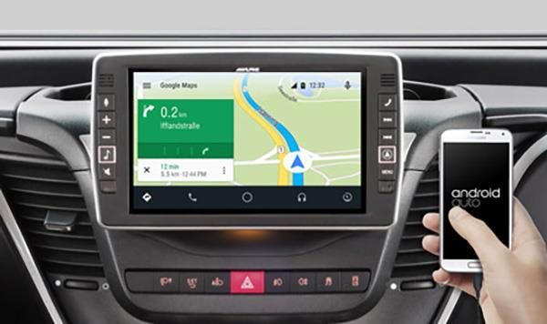 X902D-ID Fungerer med Android Auto