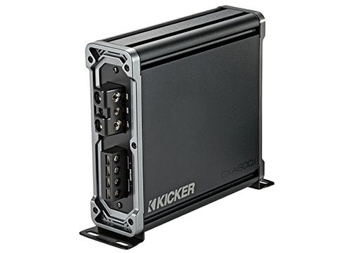 Kicker CXA800.1 mono forsterker